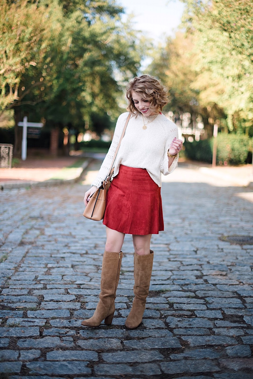 The Perfect Fall Look - Something Delightful Blog