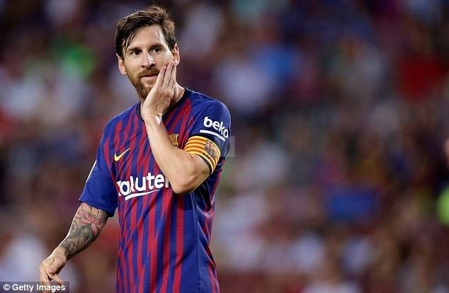 Lionel Messi ពុំមានវត្តមានក្នុងបញ្ជីសម្រិតសម្រិតចុងក្រោយទាំង ៣ សម្រាប់ពានរង្វាន់កីឡាករឆ្នើមប្រចាំឆ្នាំរបស់ FIFA