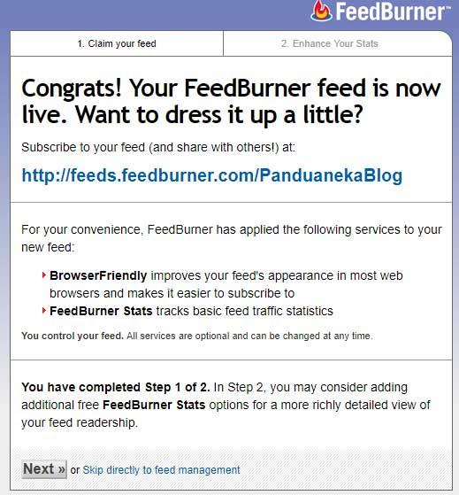 Cara Membuat FeedBurner dan Manfaatnya untuk Meningkatkan Trafik Blog