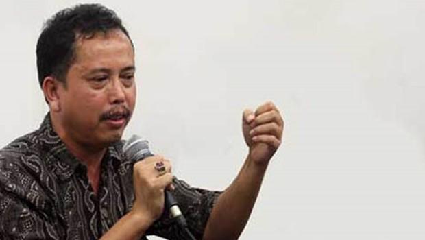 IPW: Densus 88 Harus Buru Pelaku Teror di Tabligh Akbar Habib Rizieq