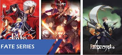 Beberapa Anime Yang Akan Membuatmu Bingung Jika Tidak Tahu Urutan Seri nya
