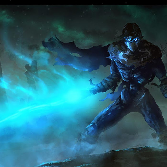 Soul Reaver Raziel Wallpaper Engine