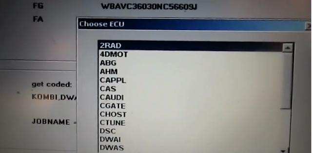 control unit 2RAD