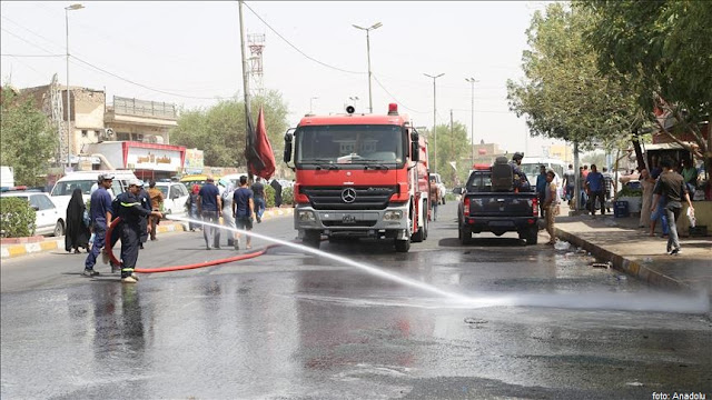 Serangan Bom Hantam di Wilayah Mayoritas Syiah Iraq, 12 Tewas