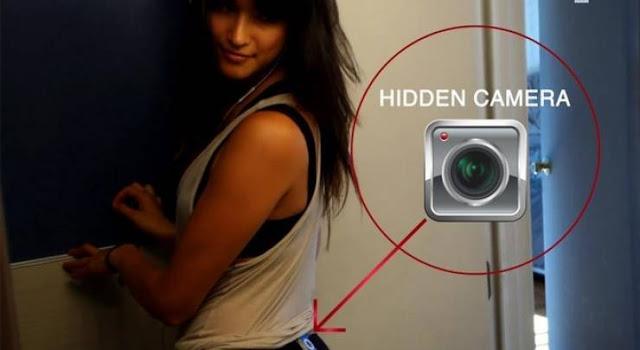 فيديو| فتاة تفضح نظرات الرجال بكاميرا مثبتة أسفل ظهرها !   لقد وقعوا بالفخ وردو أفعال غريبة جدا !!