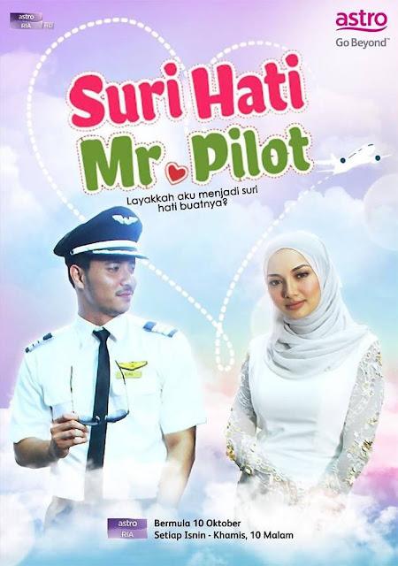 Suri Hati Mr Pilot (Astro)