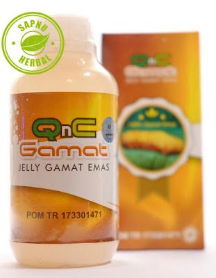 QnC Jelly Gamat, Obat Herbal untuk Menyembuhkan Luka Seperti Sariawan Pada Vagina yang Terasa Gatal