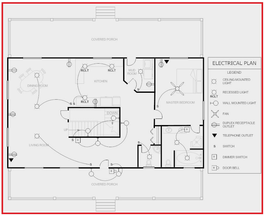 House Electrical House Wiring Plans Wiring Diagrams House Darren