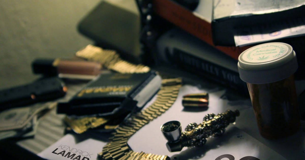 WE ARE WRAP: Kendrick Lamar - Section.80 (Artwork & Tracklist)