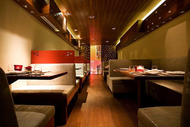 Restaurant Design Delhi