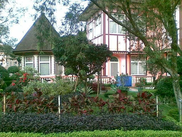 Foto(5505) jual villa & tanah di kota bunga puncak jual tanah di kota bunga