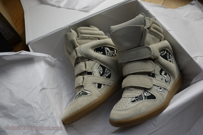 My isabel marant bekett sneakers ribbons rainbows and pixiedust sg beauty  lifestyle mummy blog also rh elaine spot