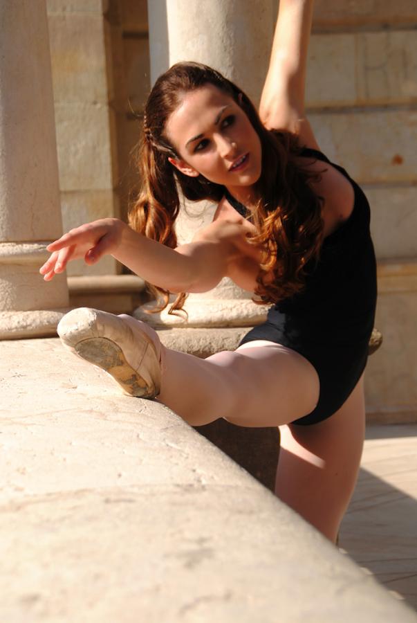 fotografía ballet barcelona