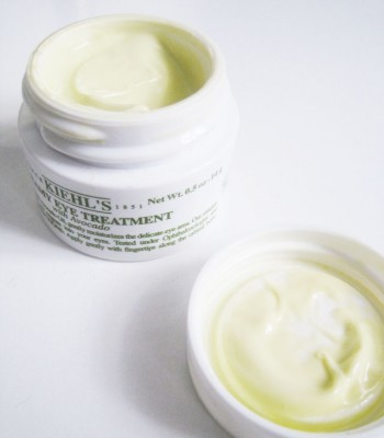 Trends And Sense Review Kiehl S Creamy Eye Treatment With Avocado