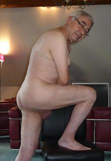 old gay men nude