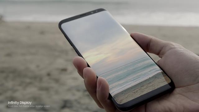 8 coisas sobre o Galaxy S8