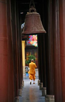 Qiongzhu Temple monk