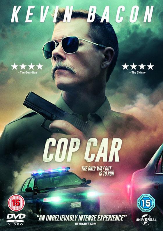 Cop Car ล่าไม่เลี้ยง [HD][พากย์ไทย]