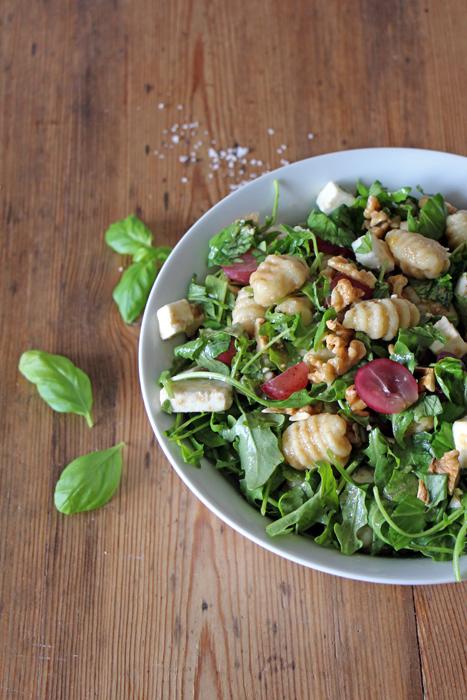 Gnocchi Salat