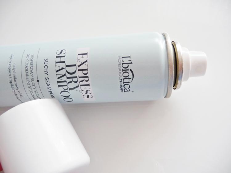 l'biotica ekspresowy suchy szampon