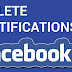 Remove Facebook Notifications