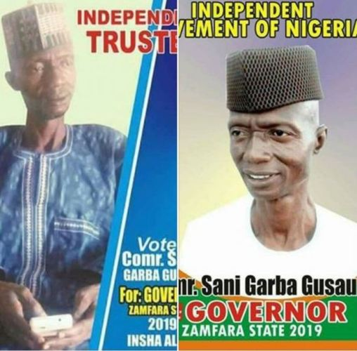 Meet The Zamfara Governorship Aspirant Trending Online (Photos)