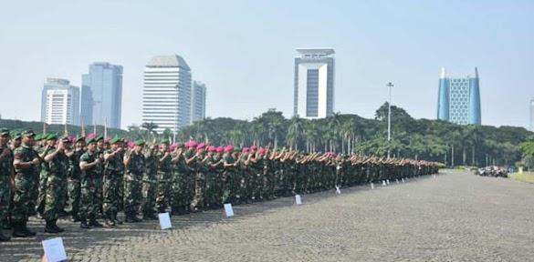 TNI Minta Warga Tak Perlu Takut Aksi 22 Mei