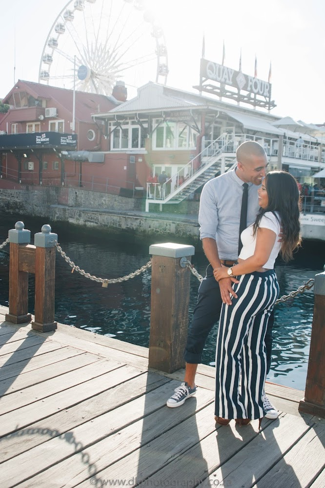 DK Photography CCD_4870 Preview ~ Charmion & Danhill's Engagement Shoot in Waterfront  Cape Town Wedding photographer