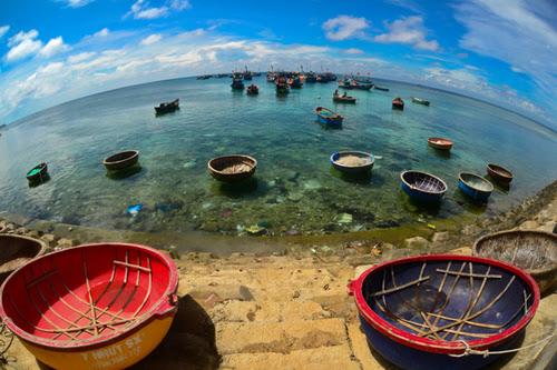 Vẻ đẹp hoang sơ của Đảo