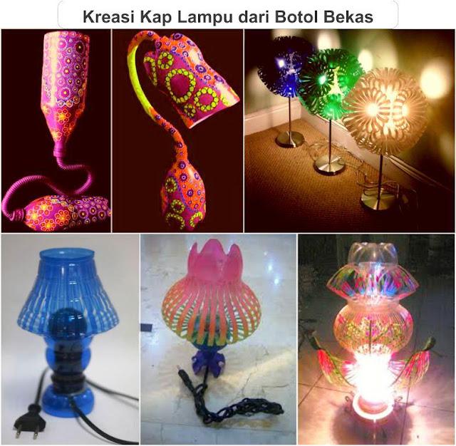 6 kreasi-kerajinan-kap-lampu-dari-botol-bekas