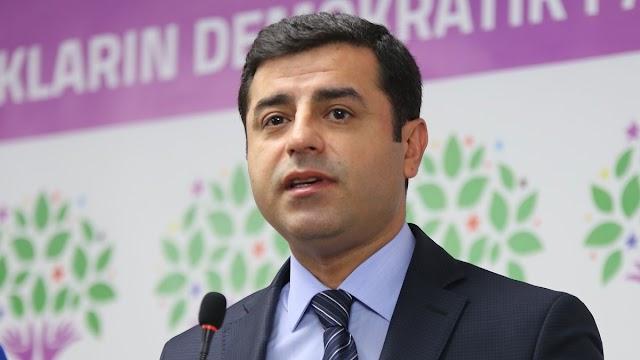 YSK, Demirtaş'ın FOX TV kararını verdi