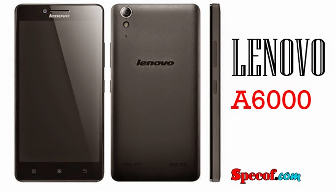 Lenovo A6000: 5' Android Kitkat Smartphone with Snapdragon 410 Chip
