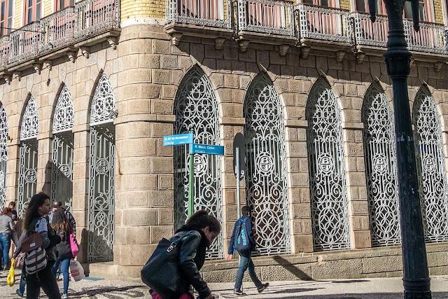 Edifício Manoel da Costa Cunha - detalhes