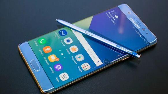 Samsung Note 7 mishap turn a boost for others