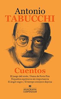 Cuentos- Antonio Tabucchi