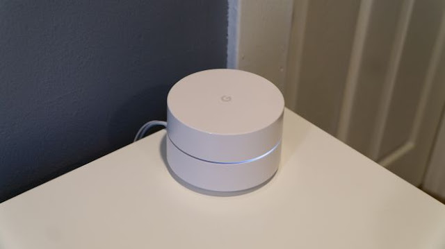 Google Wifi Design and Configuration