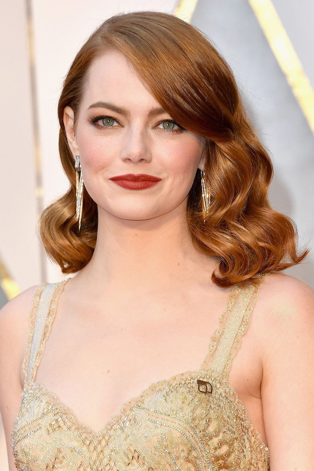 Emma Stone Oscars Inspired Makeup Look - 2