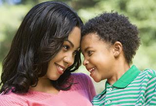 psychology: eye to eye contact in children