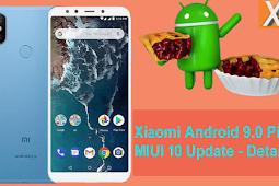 Xiaomi Terbaru,  Daftar Handphone Xiaomi update Android Pie