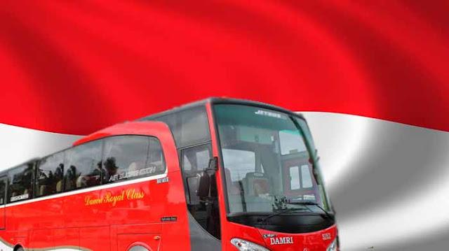 Damri Bandung Kuningan : Tarif Tiket, Rute & Jam Operasional