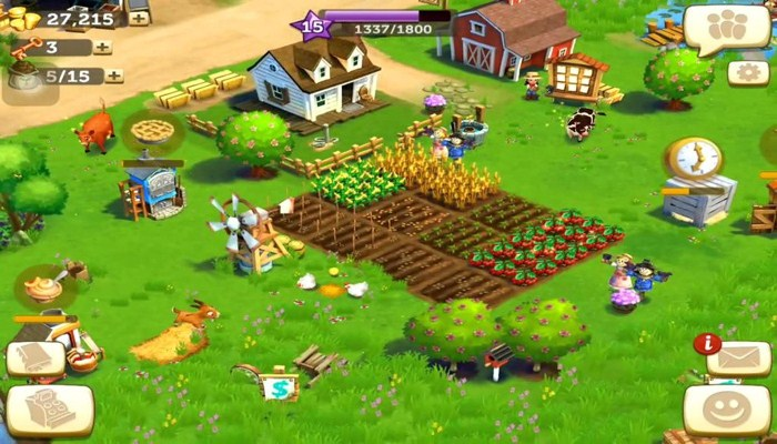 Download FarmVille 2 for pc