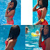 Alex Shows off her hot Bikini body as she vacations in dubai