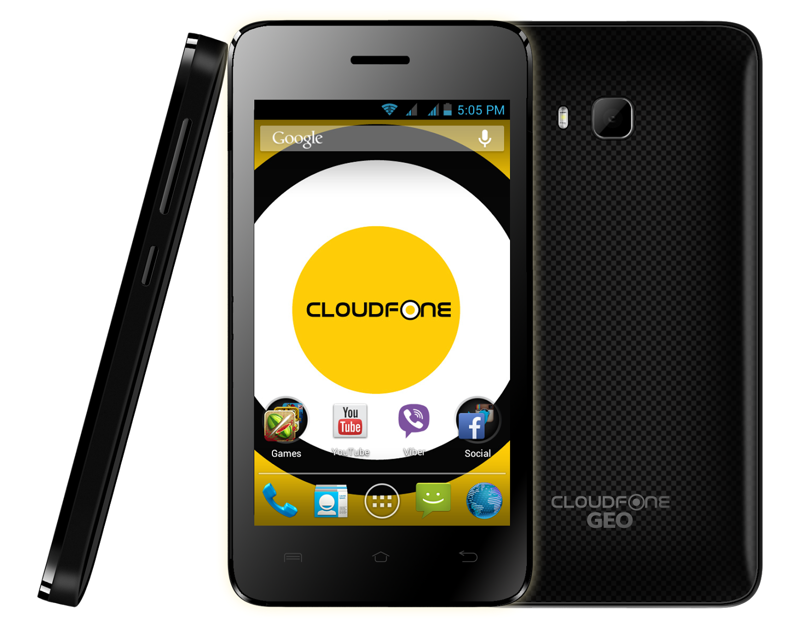 CloudFone GEO 401q+ Specs, Price and Availability