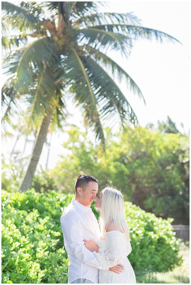 Maui Honeymoon Portrait Photographers