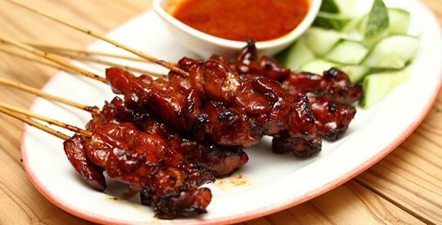 Sate, Makanan Indonesia dengan Bumbu Istimewa