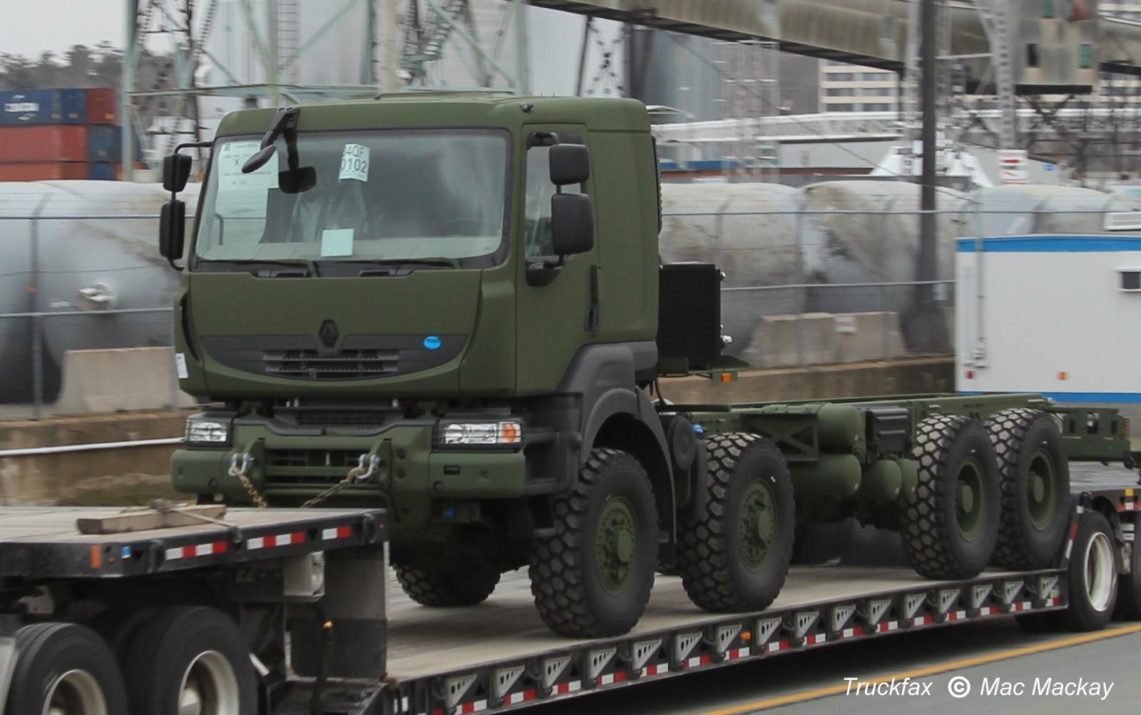 Volvo Trucks Canada >> Truckfax