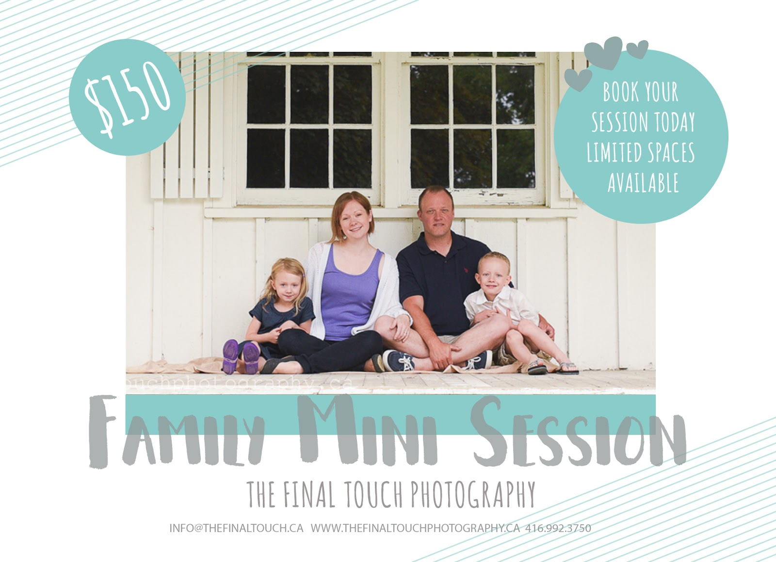 bolton family mini session