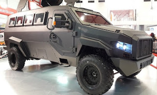 Turangga APC (Armoured Personnel Carrier) 4X4