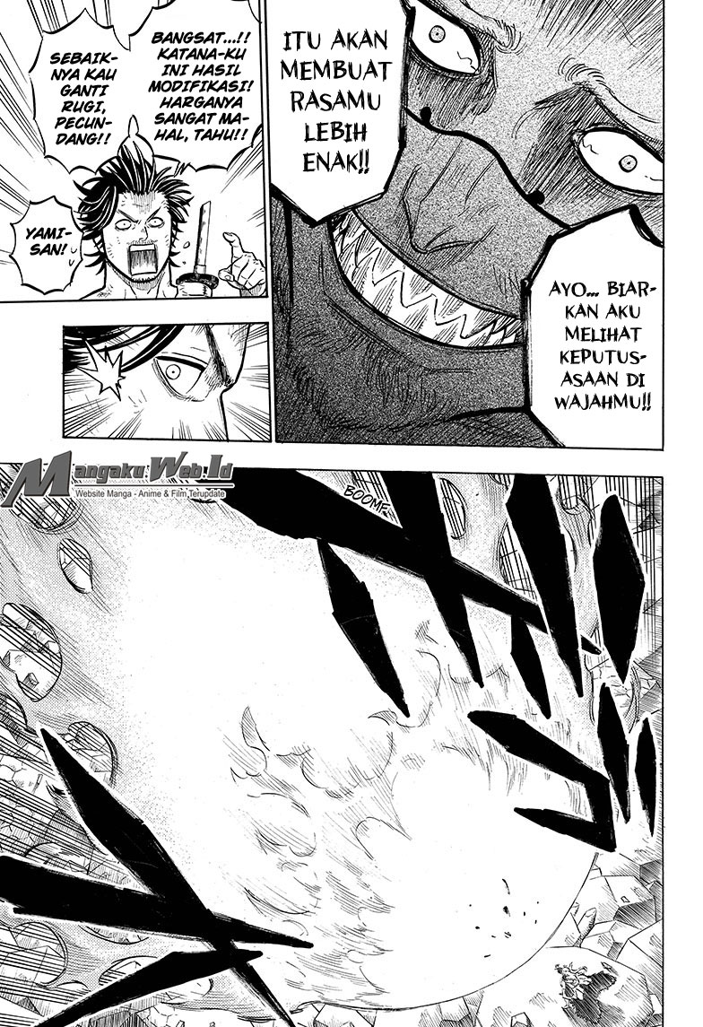 Manga Black Clover Chapter 51 Bahasa Indonesia