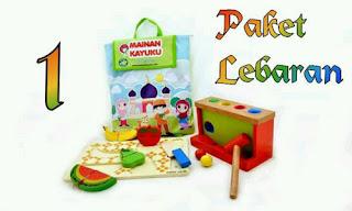 Paket Hemat Mainan Montessori Anak